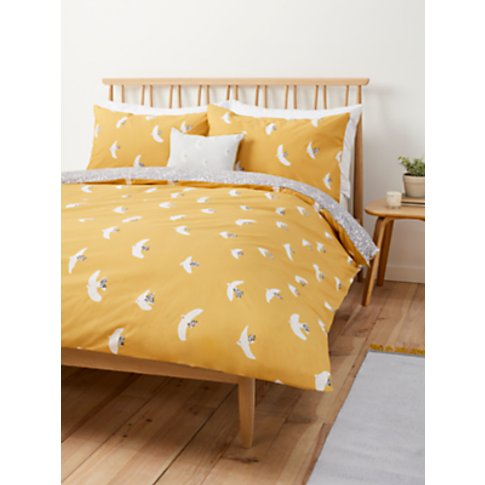 House By John Lewis Bird Duvet Cover Set