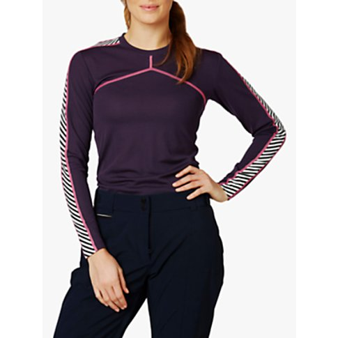 Helly Hansen Lifa Crew Long Sleeve Base Layer Top, N...