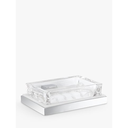 John Lewis & Partners Ice Soap Dish & Holder