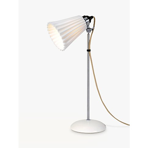 Original BTC Hector Pleated Desk Lamp, FT380