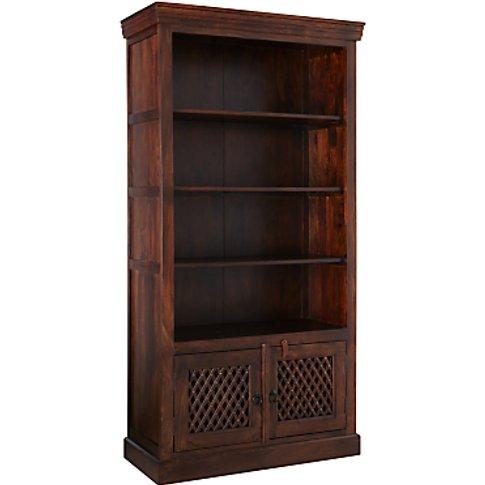 John Lewis & Partners Maharani Bookcase