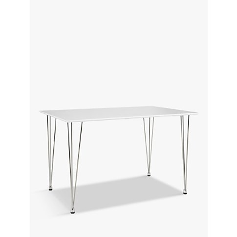 House By John Lewis Jasper 6 Seater Dining Table