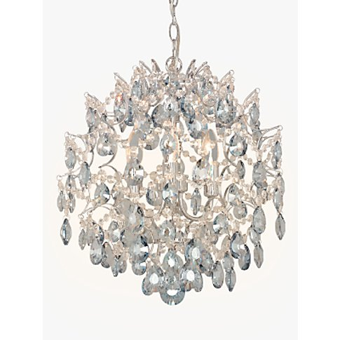 John Lewis & Partners Baroque Crystal Chandelier Cei...