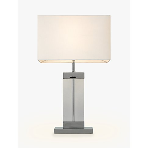 John Lewis & Partners Emilee Glass Table Lamp
