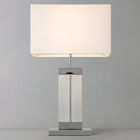 John Lewis & Partners Emilee Glass Table Lamp