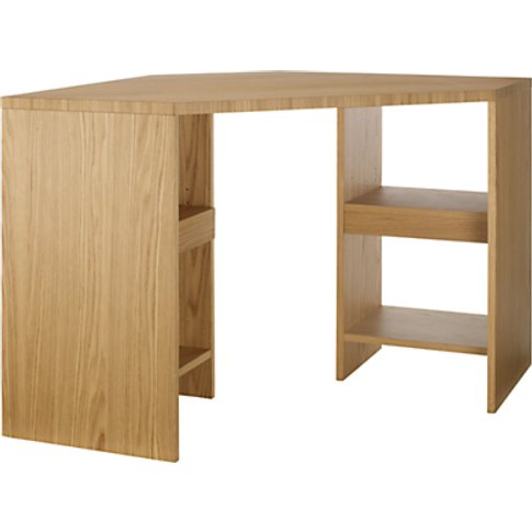 John Lewis & Partners Abacus Corner Desks, FSC-Certi...