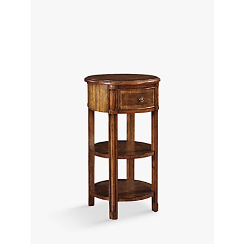 John Lewis & Partners Hemingway Tall Round Side Table