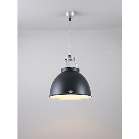 Original Btc Titan Size 1 Pendant Ceiling Light