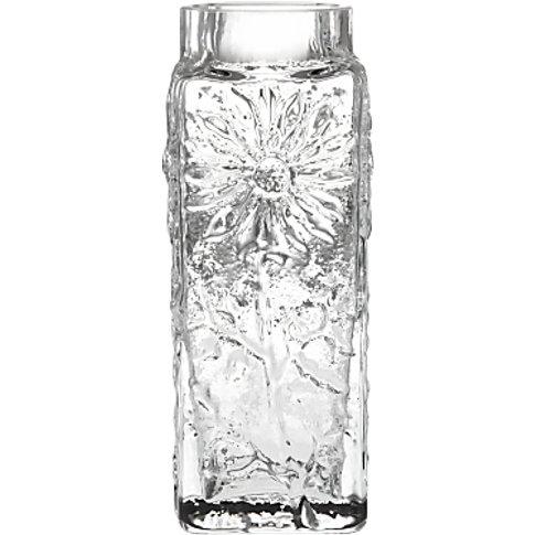 Dartington Crystal Marguerite Vase, Clear, Small