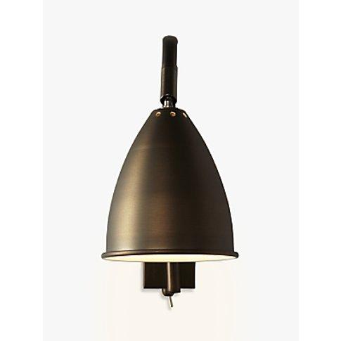 John Lewis & Partners Chelsea Adjustable Wall Light,...