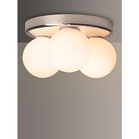 John Lewis & Partners Harlow Bathroom Ceiling Light