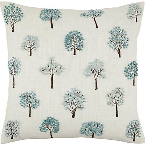 John Lewis & Partners Mini Trees Cushion