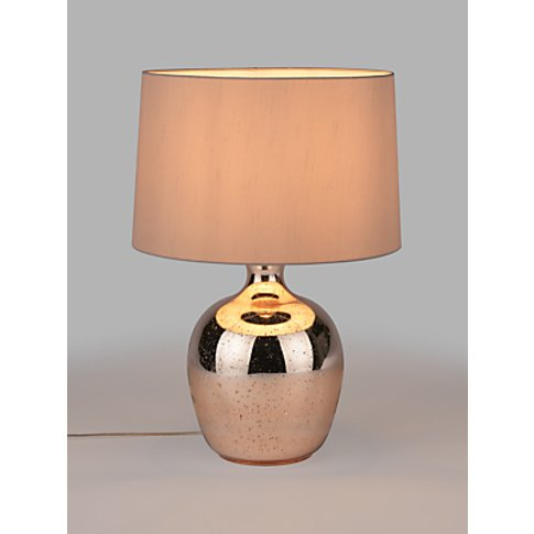 John Lewis & Partners Tabitha Copper Table Lamp