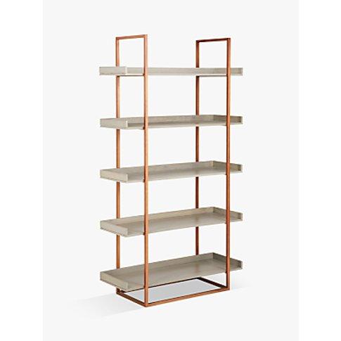 John Lewis & Partners Asha Tall Bookcase
