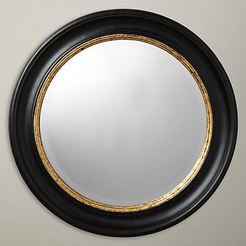 John Lewis & Partners Circle Wall Mirror, Dia.68cm, ...