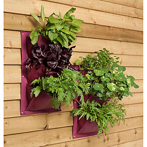 Burgon & Ball Vertical Wall Planter