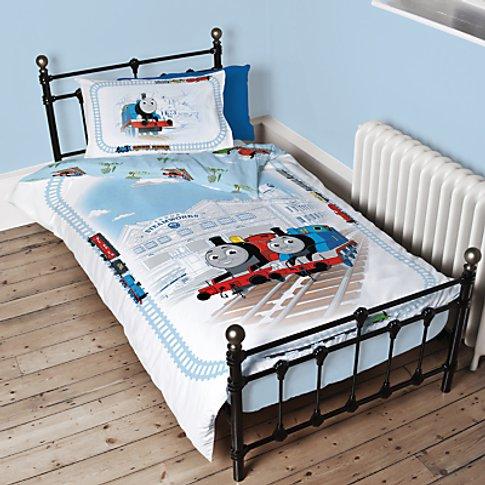 Thomas & Friends Single Duvet Cover And Pillowcase Set