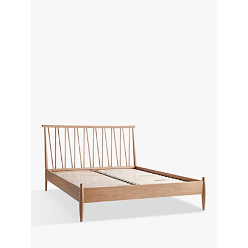 ercol for John Lewis Shalstone Bed Frame, Oak, King ...
