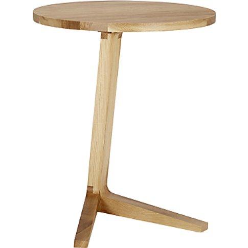 Matthew Hilton For Case Cross Side Table, Oak