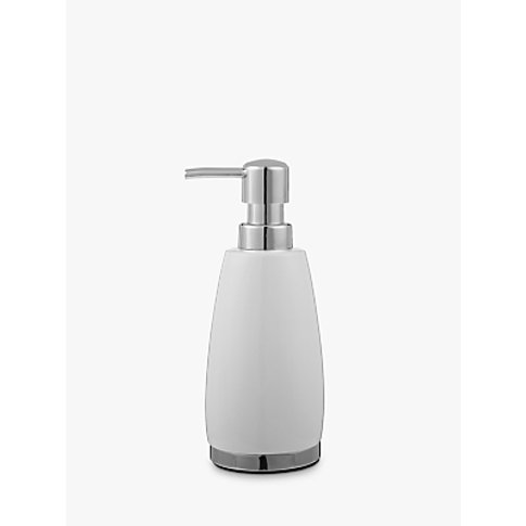 John Lewis & Partners London Ceramic Soap Dispenser,...