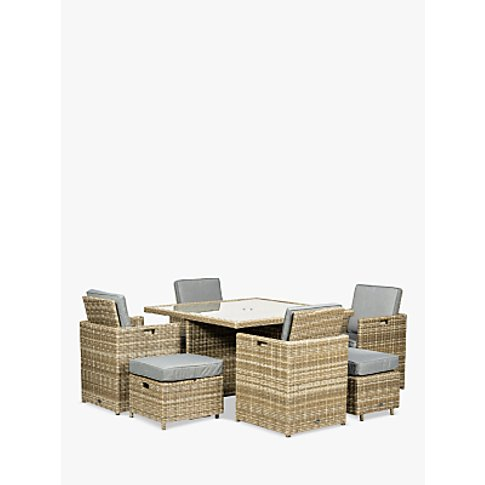 Royalcraft Wentworth 8-Seater Cube Garden Table and ...