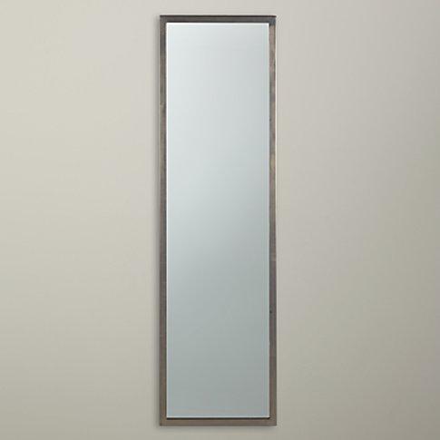 John Lewis & Partners Ivey Rectangular Mirror, 107 X...