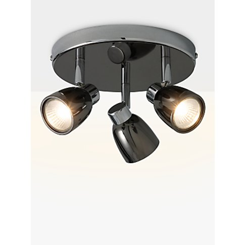 John Lewis & Partners Fenix Gu10 Led 3 Spotlight Cei...