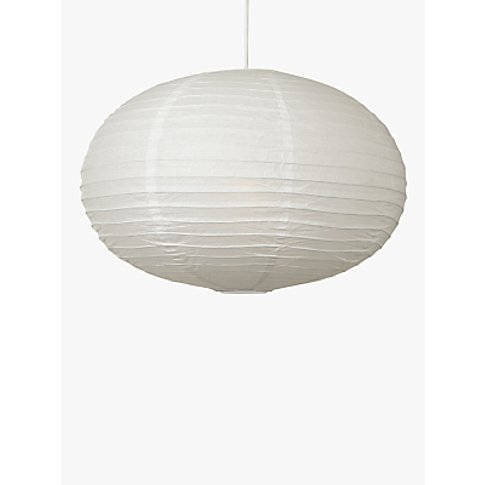 House by John Lewis Easy-to-Fit Paper Ceiling Shade,...