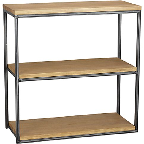 John Lewis & Partners Calia Low Shelving Unit
