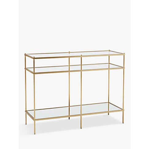 West Elm Terrace Console Table