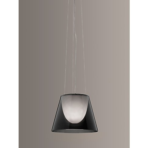 Flos K Tribe Size 2 Pendant Ceiling Light, Smoke