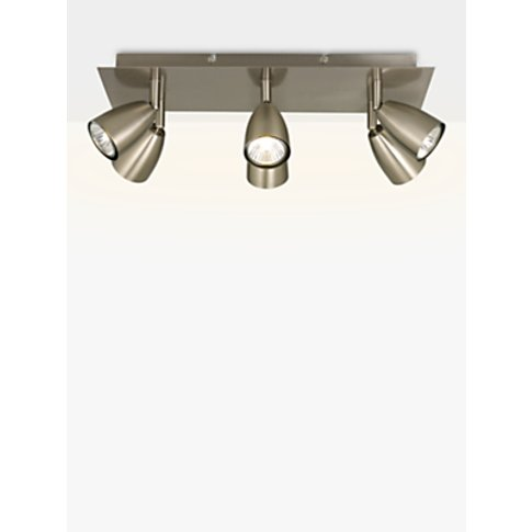 John Lewis & Partners Thea Gu10 Led 6 Spotlight Ceil...