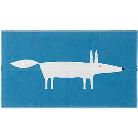 Scion Mr Fox Bath Mat