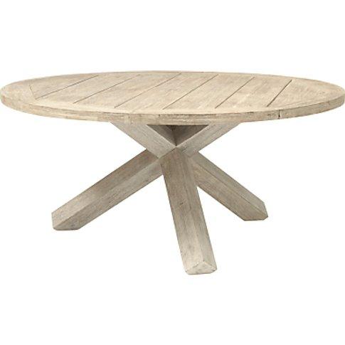 KETTLER Cora 6 Seater Round Garden Table, FSC-Certif...