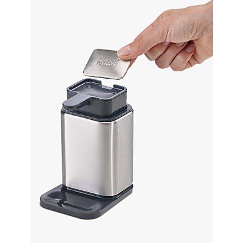 Joseph Joseph Surface Soap Dispenser, Stainless Steel