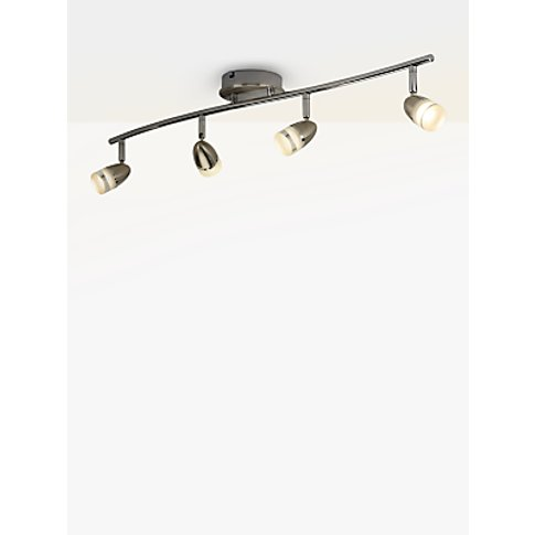 John Lewis & Partners Avenger LED 4 Spotlight Ceilin...