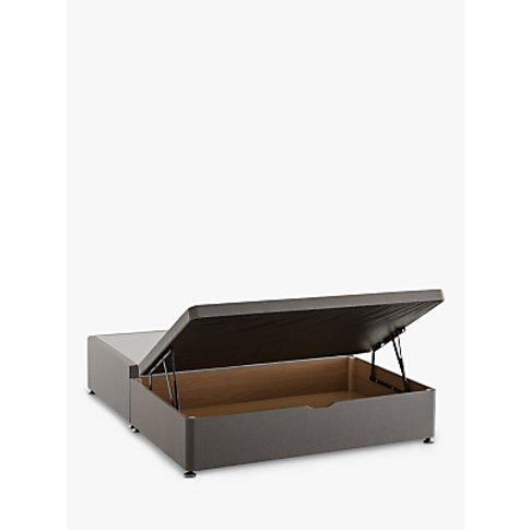 Silentnight End Divan Ottoman Storage Bed, King Size