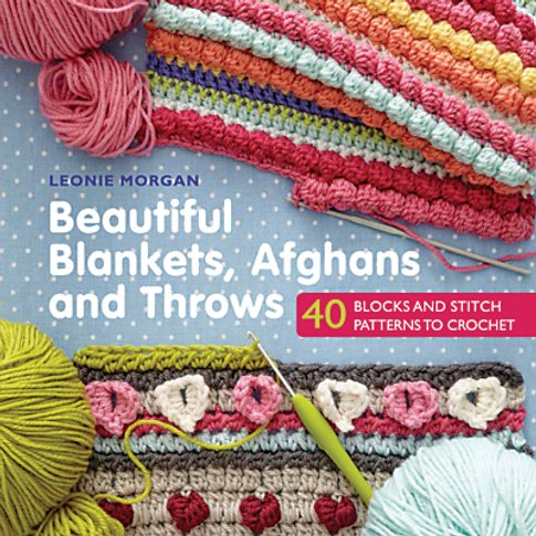 Search Press Beautiful Blankets, Afghans and Throws ...