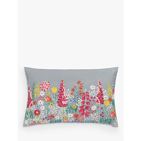 John Lewis & Partners Sissinghurst Border Cushion, M...