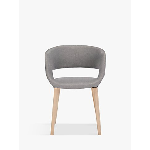 John Lewis & Partners Grace Dining Chair, Grey