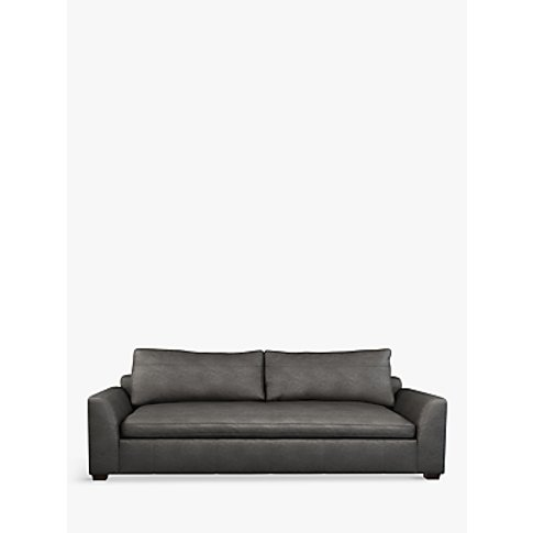John Lewis & Partners Tortona Leather Grand 4 Seater...