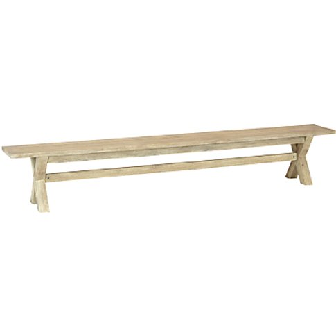 KETTLER Cora Outdoor Bench, 270cm, FSC-Certified (Ac...