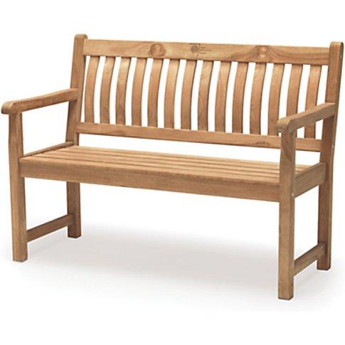 Kettler Rhs Chelsea 4ft Bench, Natural, Fsc-Certifie...