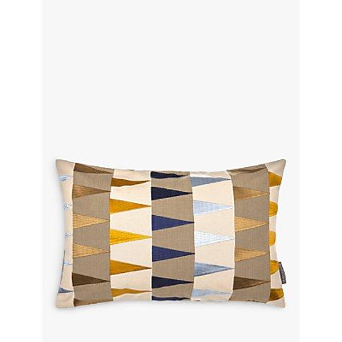 Harlequin Azul Cushion