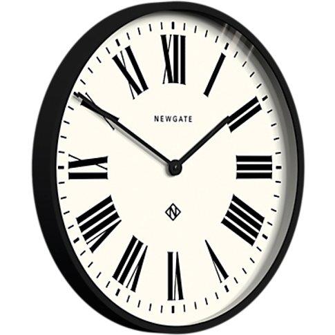 Newgate Clocks Italian Clock, Dia.53cm, Black