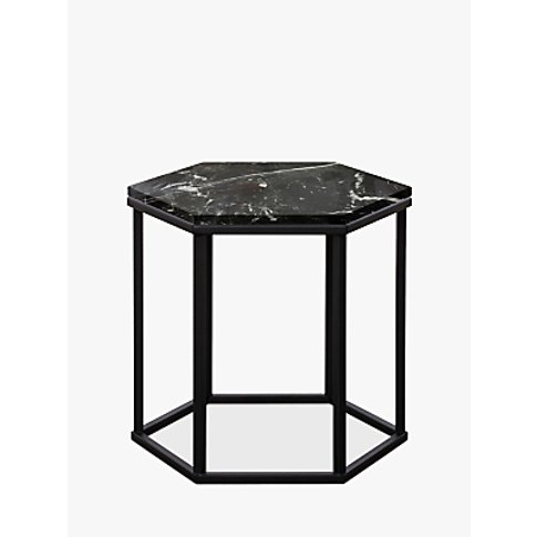 Another Brand Favo Side Table, Black