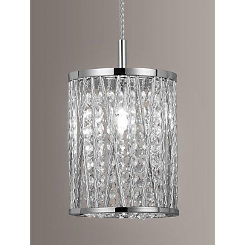 John Lewis & Partners Emilia Small Ceiling Light, Ch...
