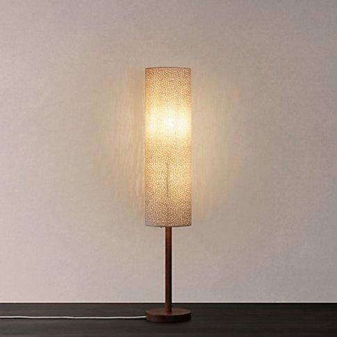 John Lewis & Partners Alice Pierced Floor Lamp, Natural