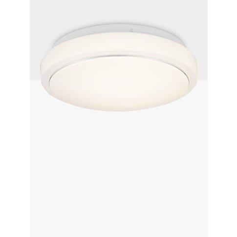 John Lewis & Partners Miles Led Flush Ceiling Light,...