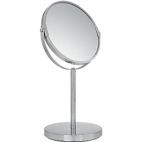 House By John Lewis Basics Pedestal Mirror